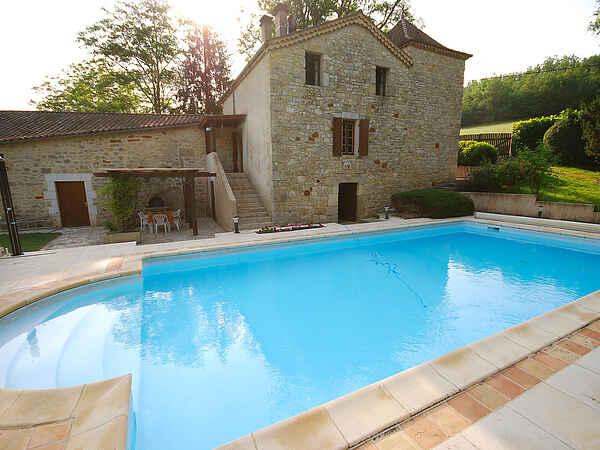 Villa i Montcuq