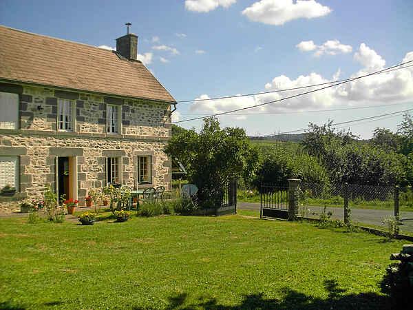 Villa i Saint-Ours