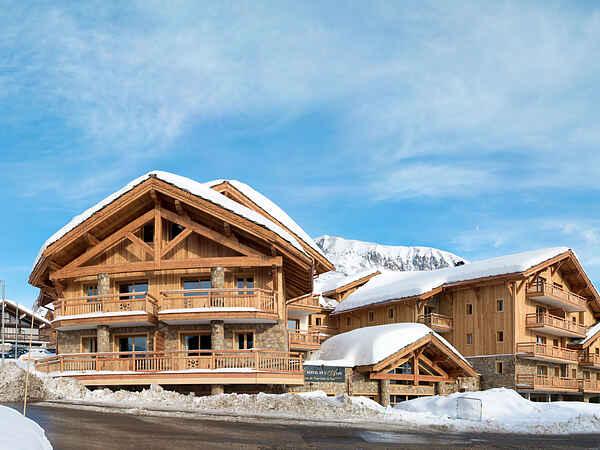 Ferielejlighed i Alpe d'Huez