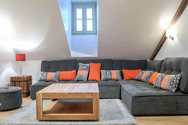 Lägenhet i Chamonix-Mont-Blanc