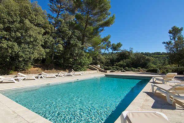 Villa i La Tour-d'Aigues