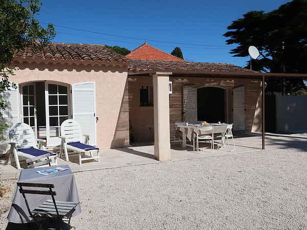 Town house in Saint-Tropez
