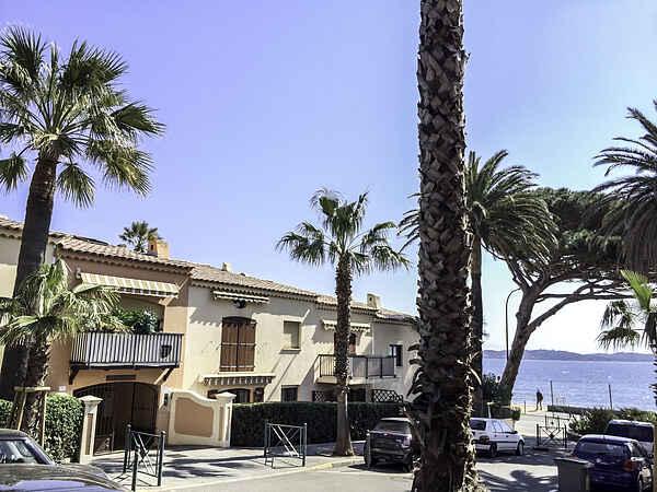 Ferielejlighed i Sainte-Maxime