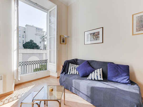 Apartment in Promenade des Anglais