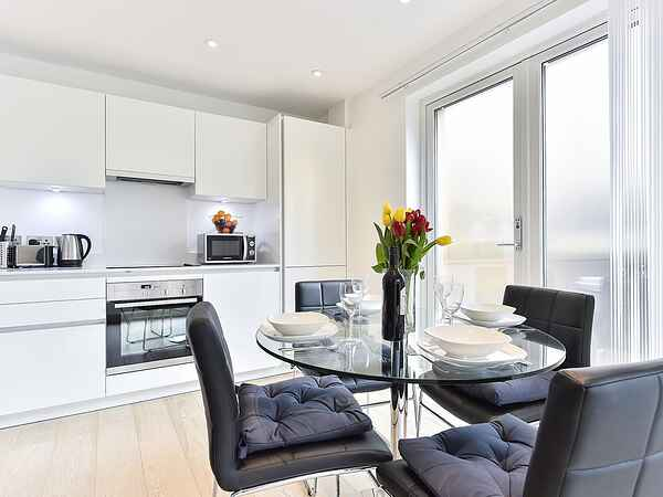 Apartment in Hoxton