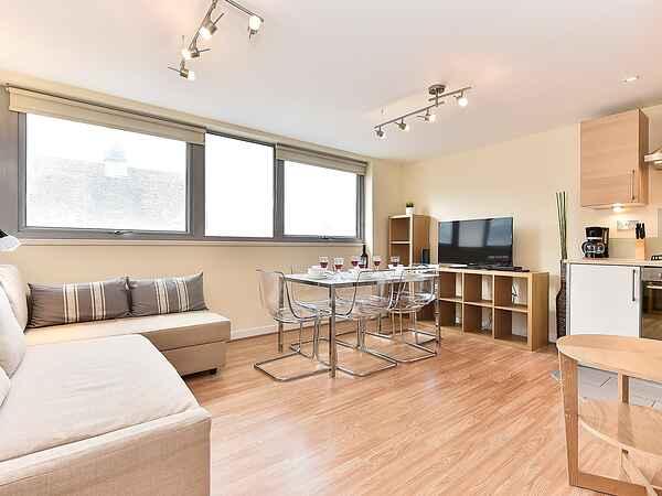 Apartment in Spitalfields