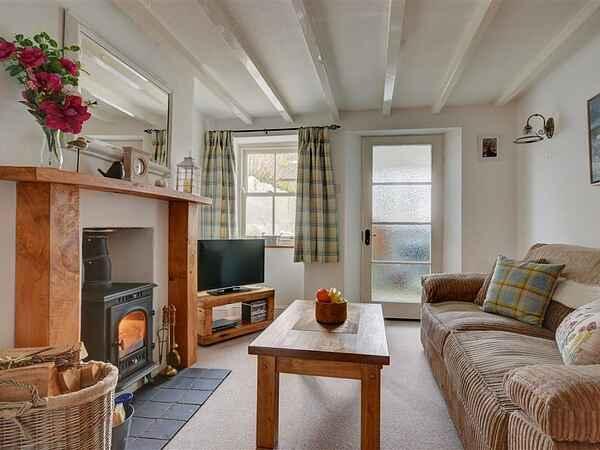 Villa i Saint Newlyn East