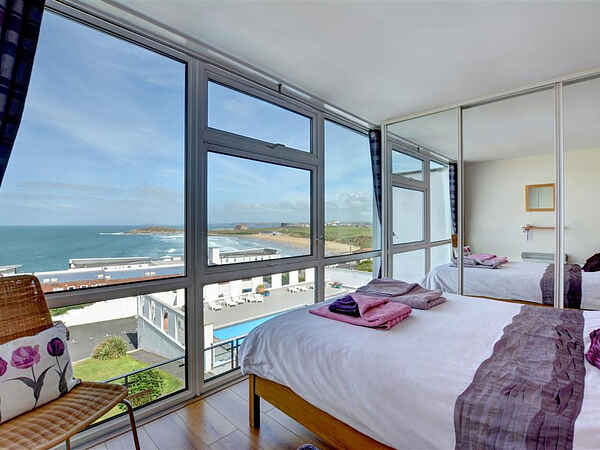 Apartment in Newquay