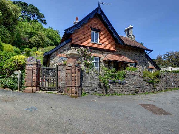 Villa i Lynton