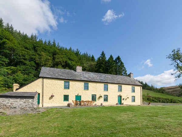 Villa en Llanwrtyd Wells