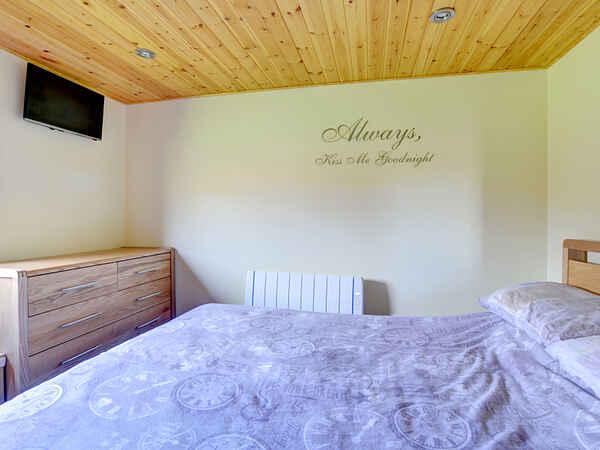 Villa i Llandegley