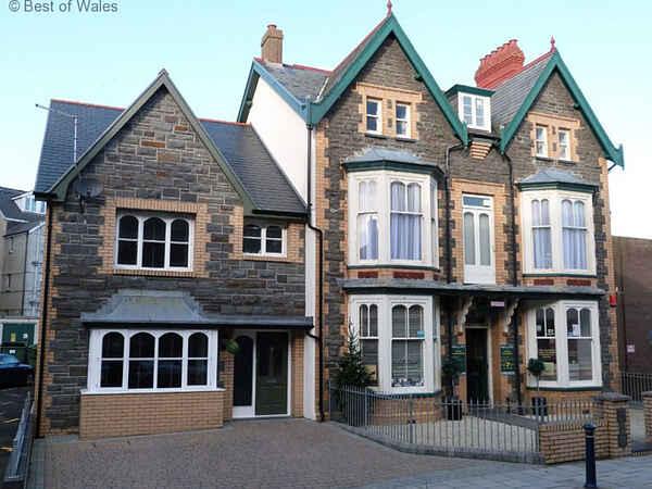 Byhus i Aberystwyth