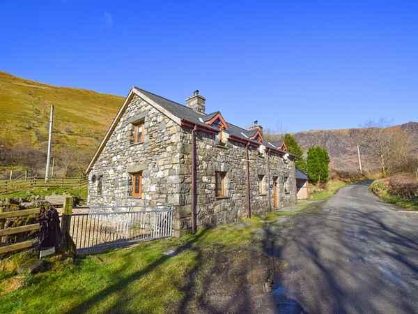 Villa i Abercywarch