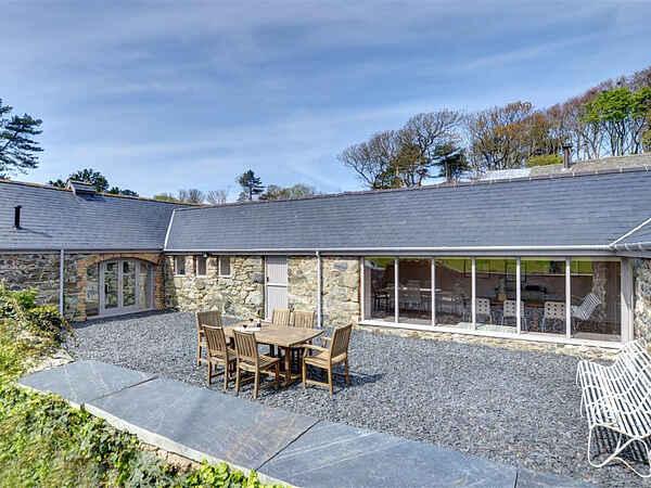 Villa i Llangelynin