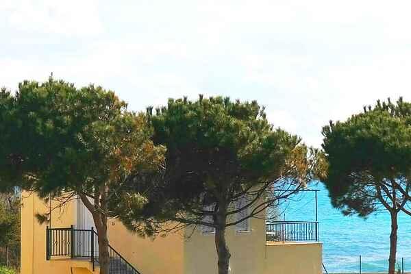 Byhus i Messenia