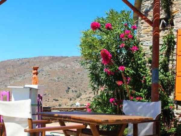 Villa i Andros