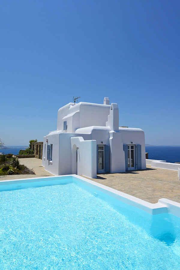 Villa i Mikonos