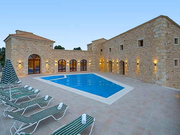 Villa en Asteri