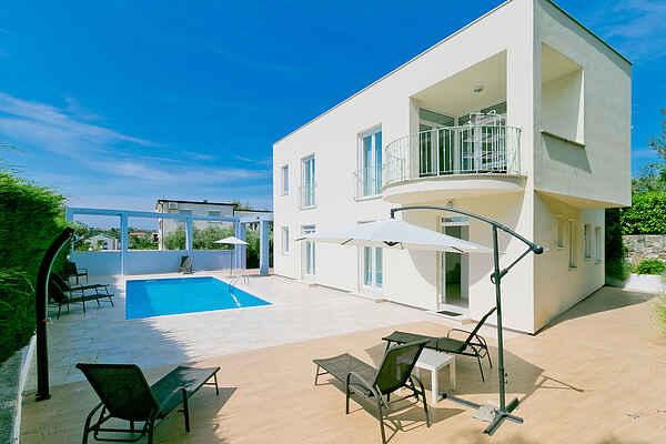 Villa i Umag