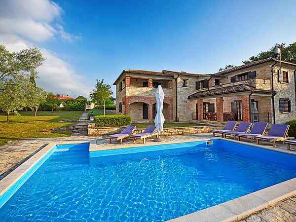 Villa i Višnjan