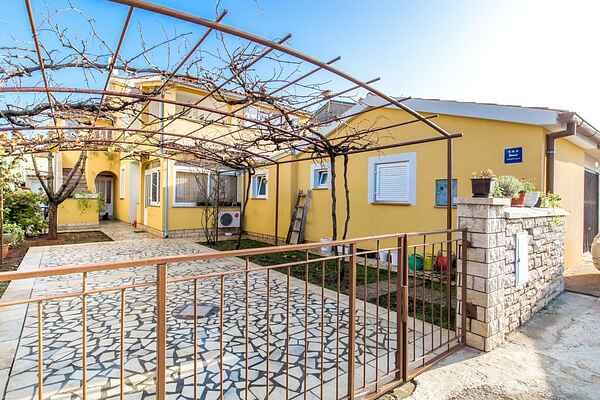 Apartment in Fažana