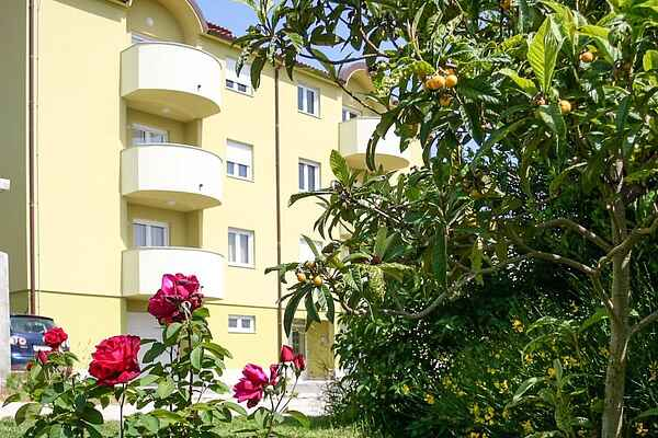 Appartement in Pula