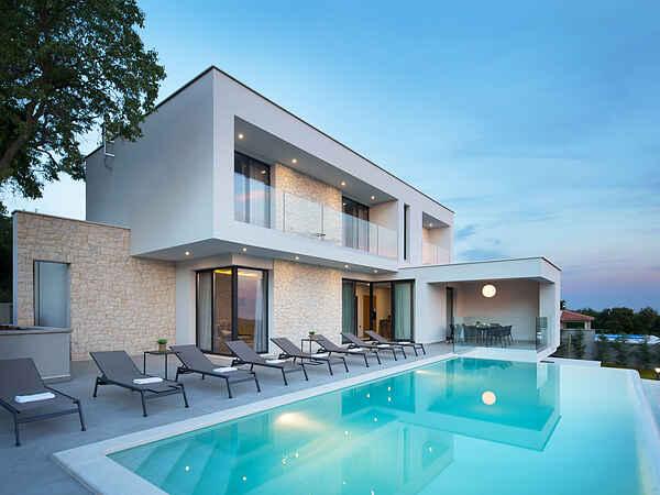 Villa i Koromačno