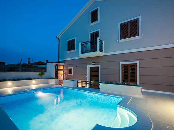 Villa i Preko