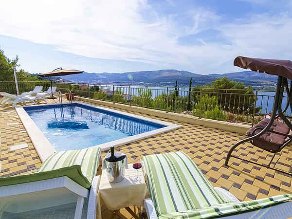 Villa i Trogir