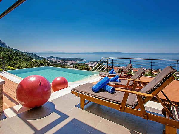 Villa in Makarska