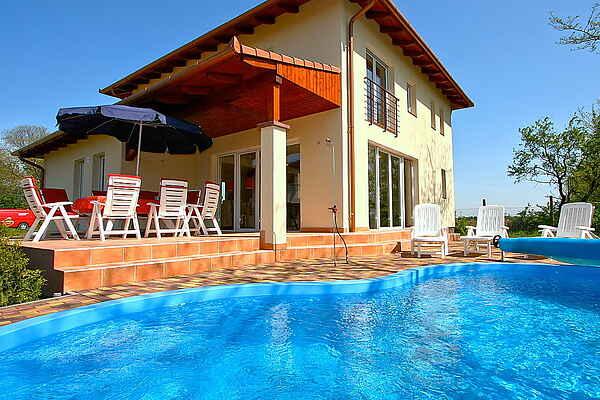 Villa in Siófok
