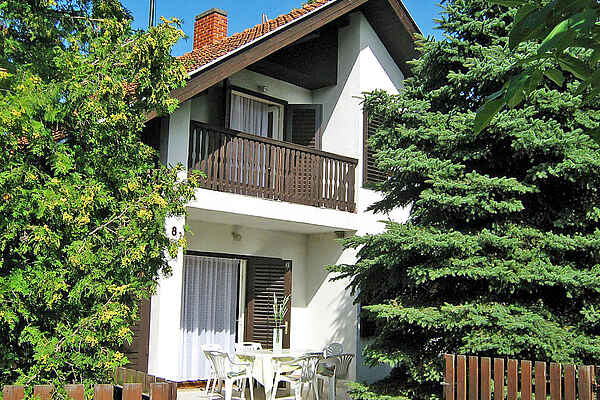 Villa in Balatonszárszó