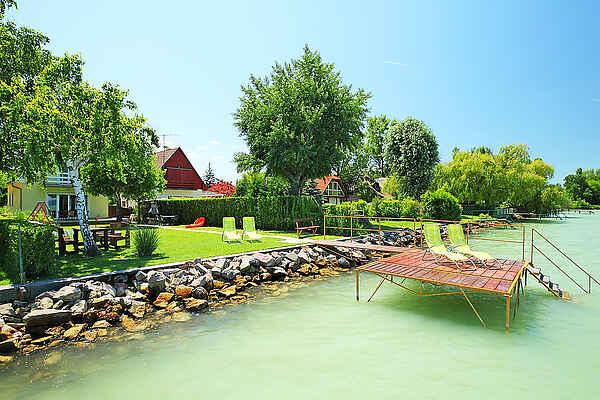 Villa i Balatonlelle