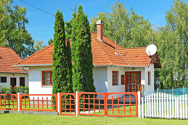 Villa i Balatonmáriafürdő