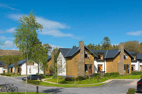 Villa i Derryquin