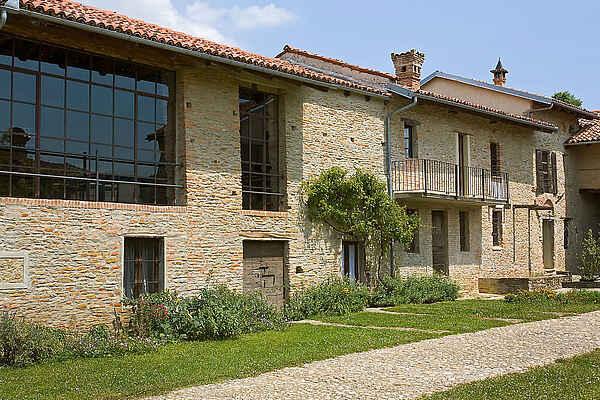 Villa en Trezzo Tinella