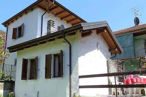 Town house in Bracchio