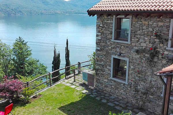 Villa en Cannero Riviera