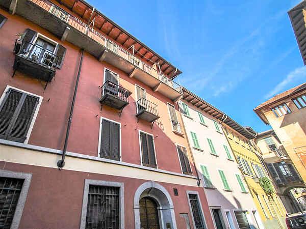 Ferielejlighed i Orta San Giulio