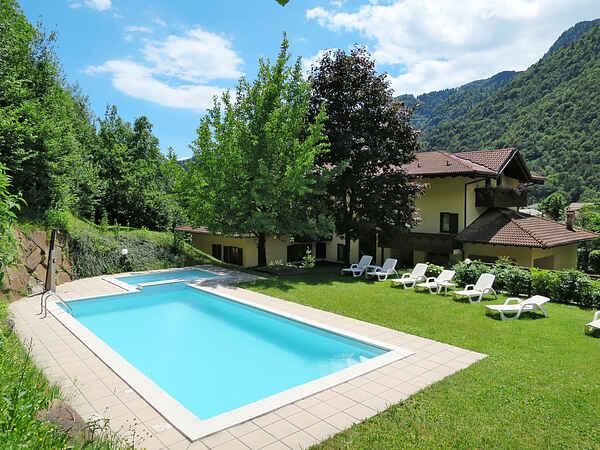 Ferienwohnung in Pieve di Ledro