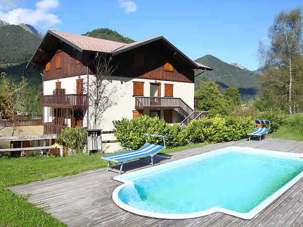 Apartment in Ledro