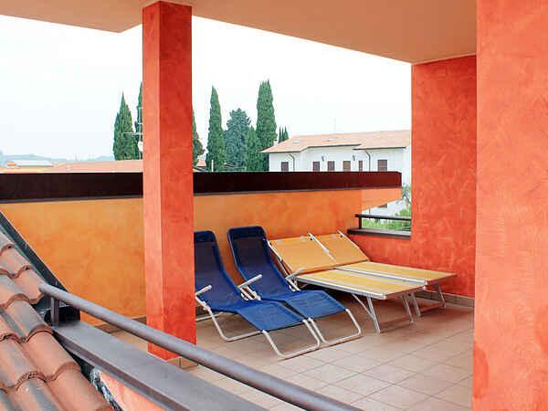 Lägenhet i Gardasjön