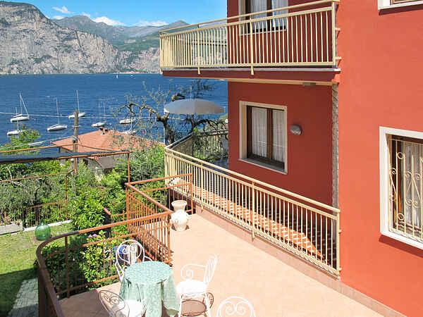 Apartment in Brenzone sul Garda