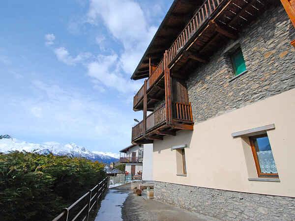 Apartment in Saint-Nicolas