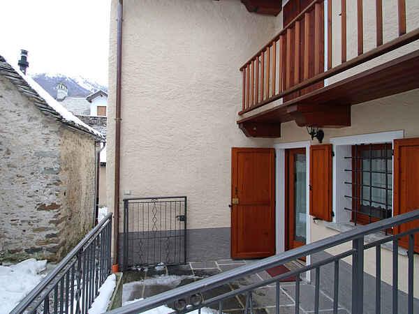 Apartment in Gagnone-orcesco