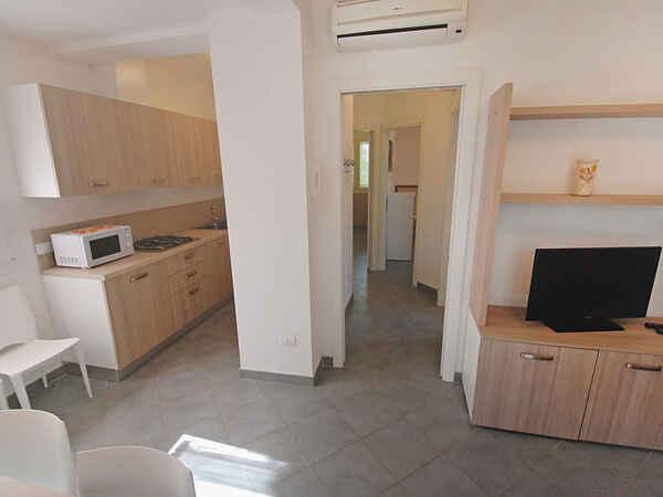 Stadthaus in lignano pineta typ for Bagno 7 bis lignano pineta