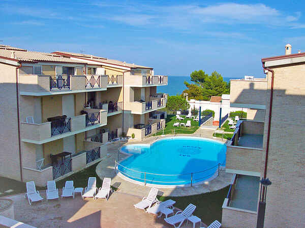 Apartment in Foggetta