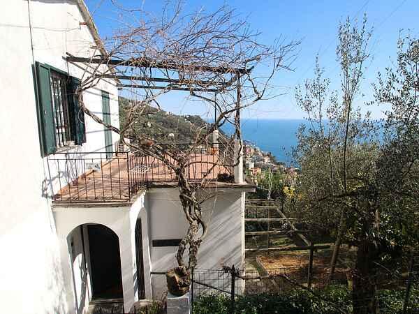 Villa i Zoagli
