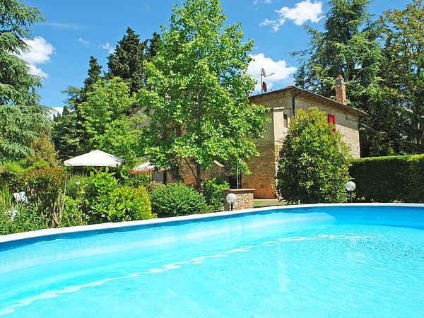 Villa in Gambassi Terme