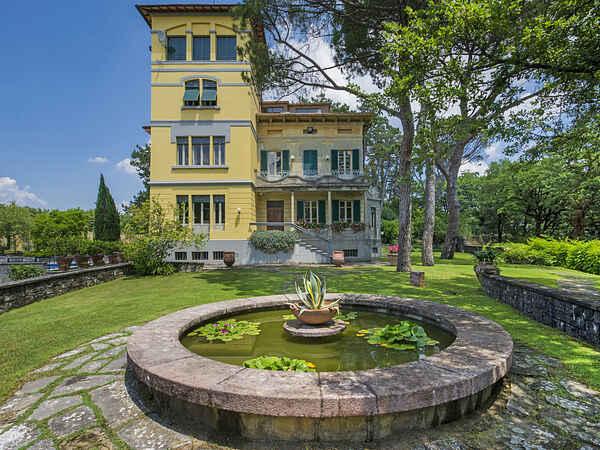 Villa i Arezzo